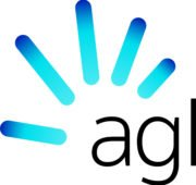 AGL logo for digital