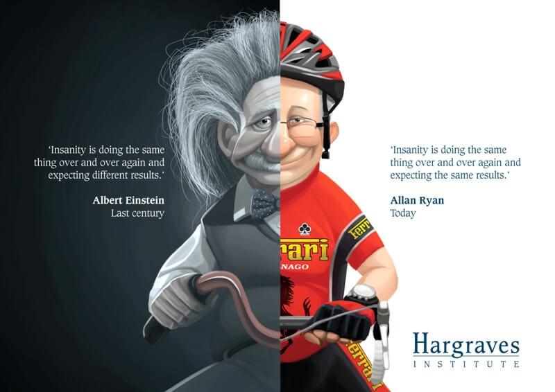 Graphics - Insanity Einstein & Ryan