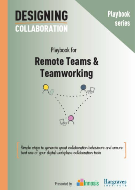 Remote Teams Playbook cover