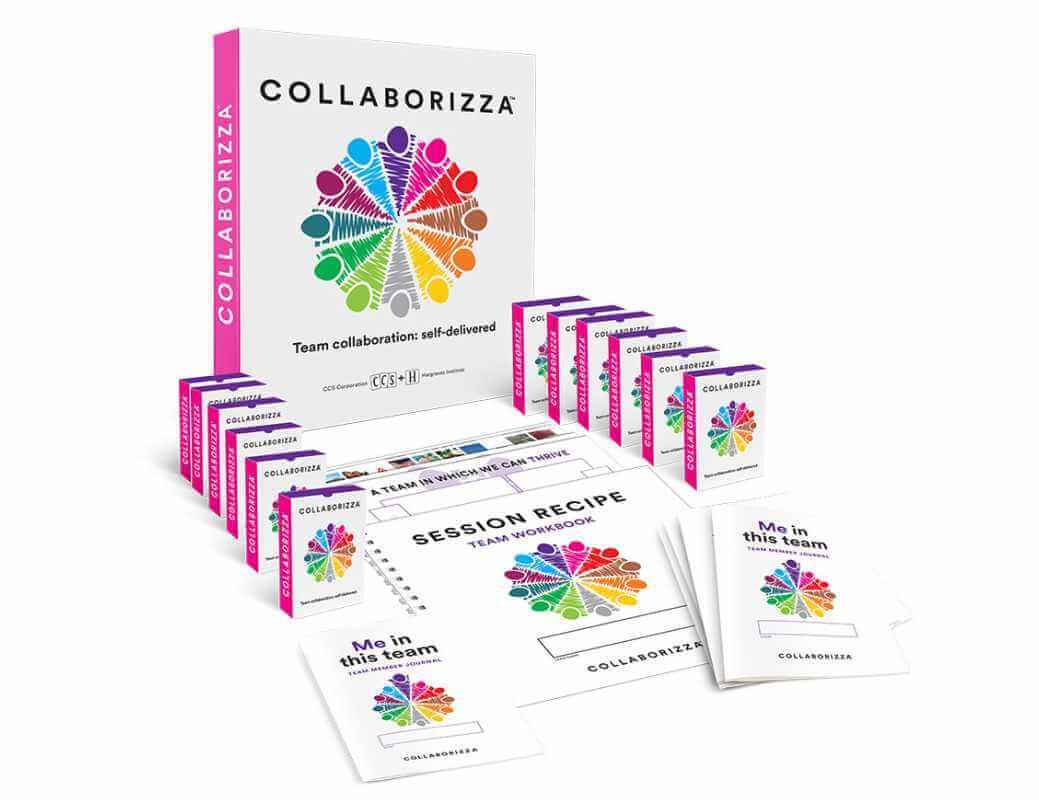 collaborizza full kit