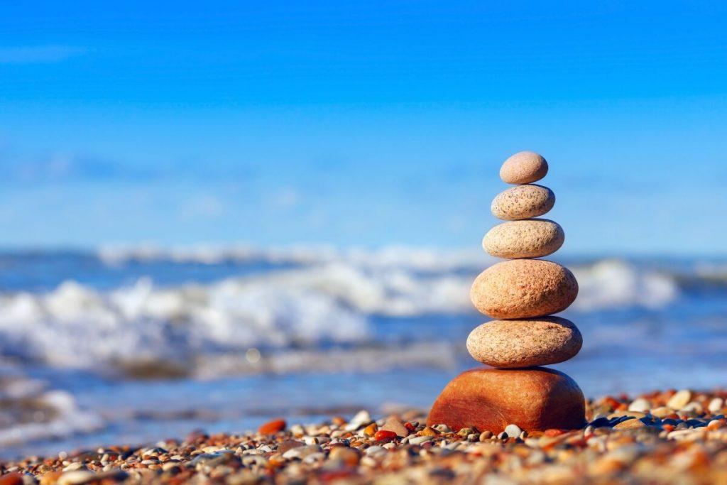 Image - Calming stones