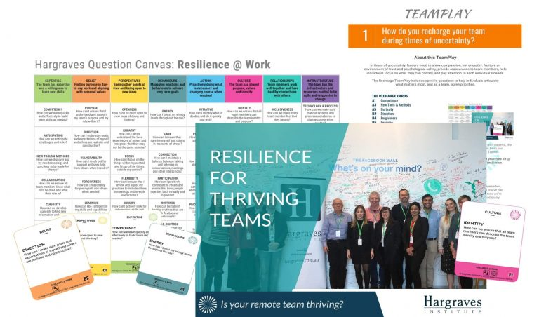 Resilience at Work - Kit optimised
