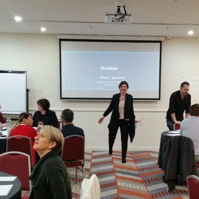 Tess Innovation Mindset workshop